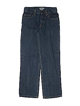 Cat & Jack Jeans Preemie