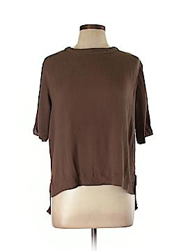 My Story Short Sleeve Blouse Size L