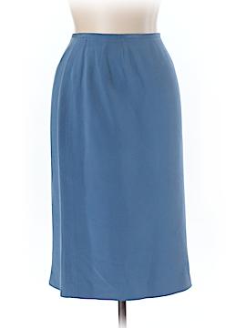 Preston & York Silk Skirt Size 12