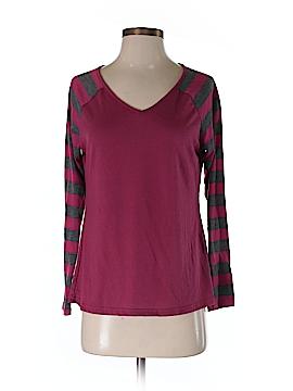 Allegra K Long Sleeve Blouse Size S