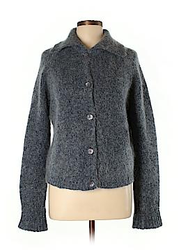 Margaret O'Leary Wool Cardigan Size Lg (2)