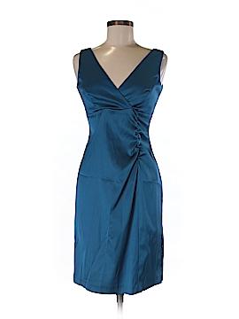Donna Ricco Cocktail Dress Size 4 (Petite)
