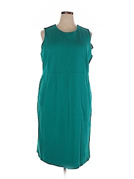Lands' End Casual Dress Size 20W (Plus)