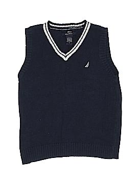 Nautica Vest Size 4