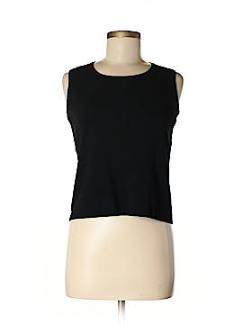 Laura Ashley Short Sleeve Top Size M (Petite)