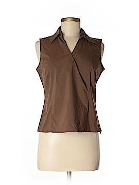 East5th Sleeveless Blouse Size 8 (Petite)