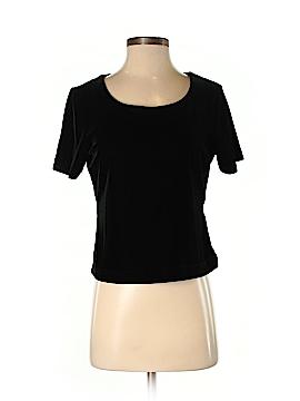 Dana Buchman Short Sleeve Top Size S (Petite)