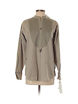 Pas De Calais Long Sleeve Button-Down Shirt Size XS