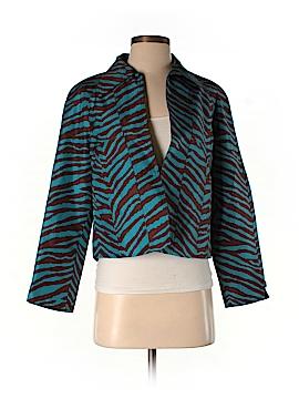 Patrick Christopher Selections Silk Blazer Size S