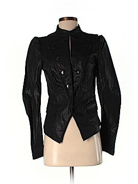 Betsey Johnson Denim Jacket Size 6