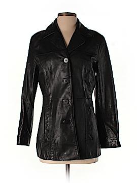 Siena Studio Leather Jacket Size S
