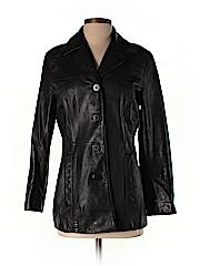 Siena Studio Women Leather Jacket Size S