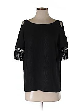 Cooper & Ella Short Sleeve Blouse Size S
