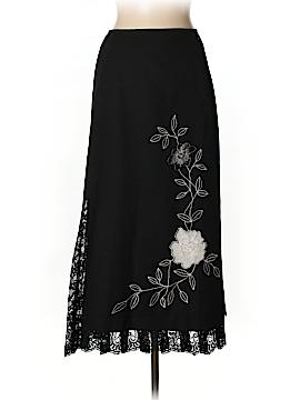 Garnet Hill Wool Skirt Size 10