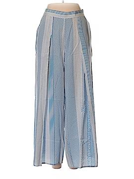 Veronica Beard Silk Pants Size 8