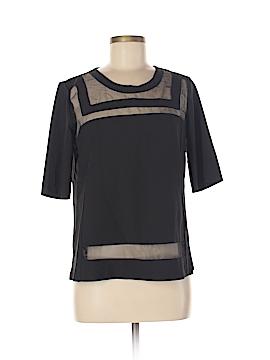 I.ner Short Sleeve Blouse Size M