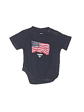 Genuine Baby From Osh Kosh Short Sleeve Onesie Size 3 mo