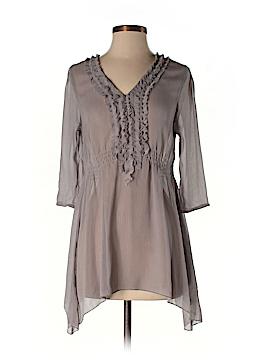 Press 3/4 Sleeve Blouse Size S