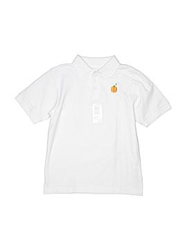 Universal School Uniforms Short Sleeve Polo Size 8