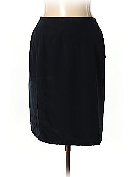 Norton McNaughton Silk Skirt Size 10