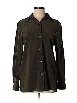 Sag Harbor Long Sleeve Blouse Size 12