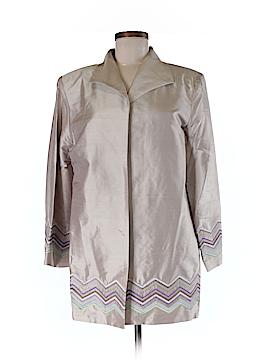 Bloomingdale's Silk Cardigan Size 10