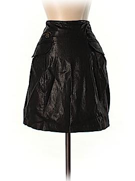 Nanette Lepore Leather Skirt Size 4