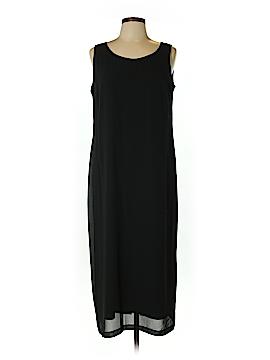 Karin Stevens Casual Dress Size 14 (Petite)