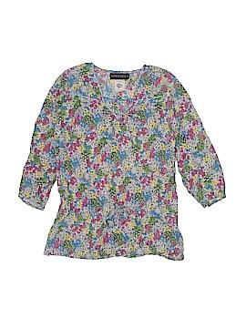 Antik Batik 3/4 Sleeve Blouse Size 6