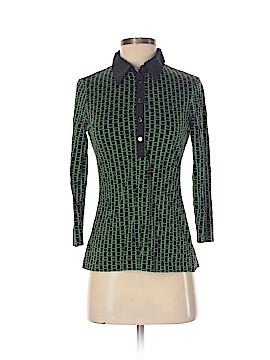 Ann Taylor LOFT 3/4 Sleeve Polo Size S
