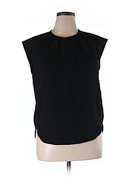 J. Crew Short Sleeve Blouse Size 10 (Petite)