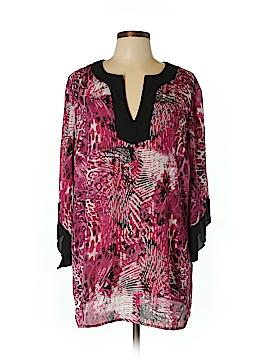 Ashley Stewart 3/4 Sleeve Blouse Size 14 - 16