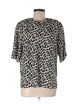 Josephine Short Sleeve Blouse Size 8