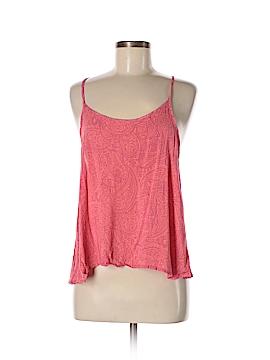 Make + Model Sleeveless Blouse Size M