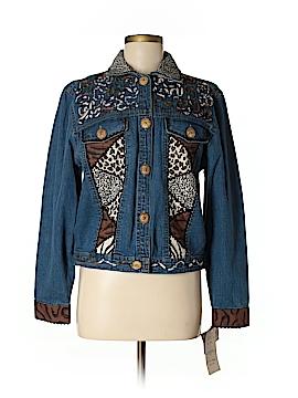 New Directions Denim Jacket Size M