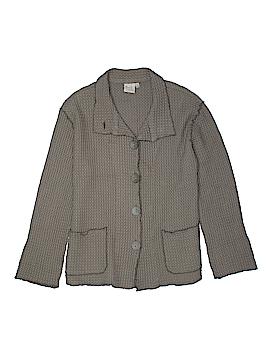 Focus Long Sleeve Button-Down Shirt Size S