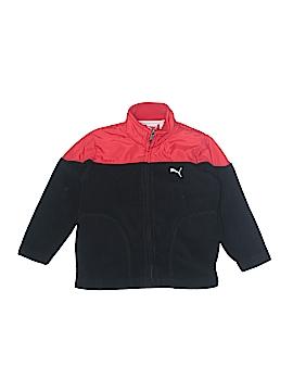 Puma Fleece Jacket Size 4