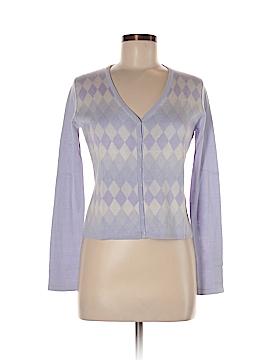Kenneth Cole New York Silk Cardigan Size S