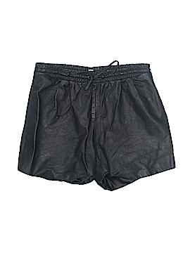 Vero Moda Leather Shorts Size 38 (IT)