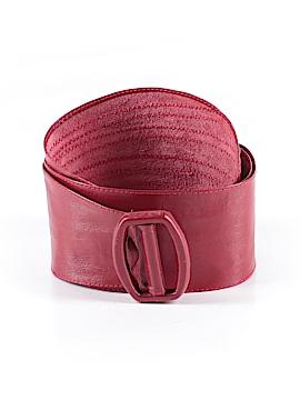 Jennifer Moore Leather Belt Size M