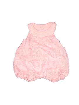 Nanette Dress Size 0-3 mo
