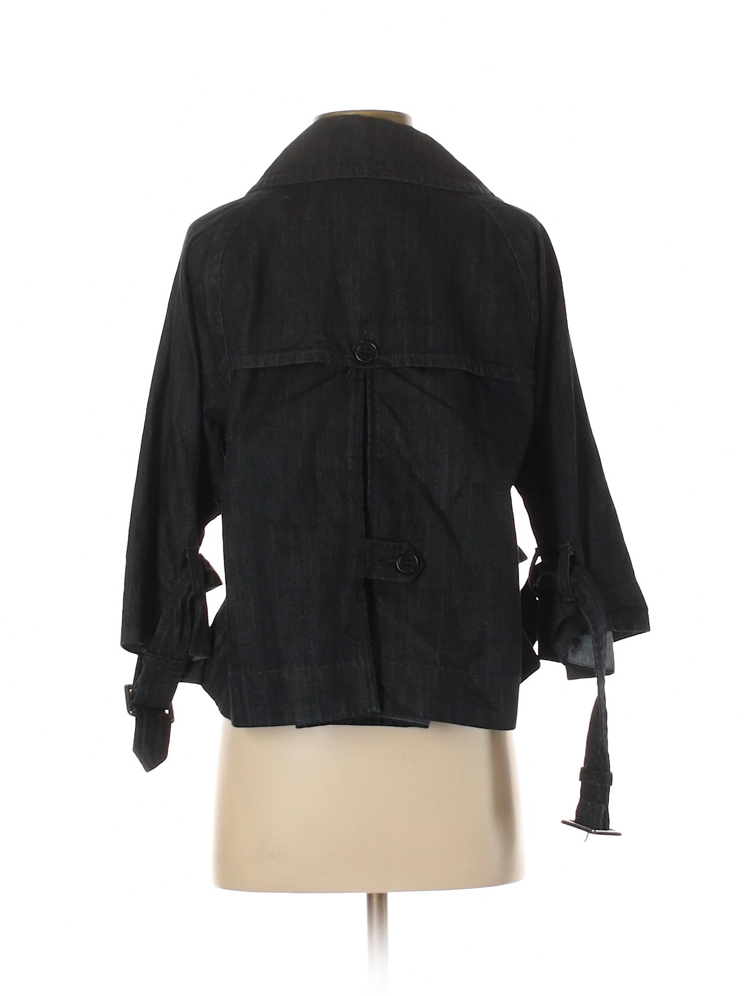 Boutique Jacket BCBGMAXAZRIA Boutique Denim leisure leisure zT5x58qR