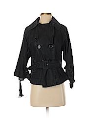 BCBGMAXAZRIA Women Denim Jacket Size XS