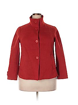 Talbots Wool Coat Size 18 (Plus)
