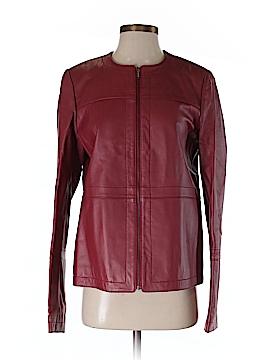 Pendleton Leather Jacket Size S