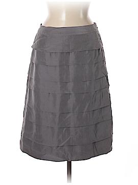 Boden Silk Skirt Size 6