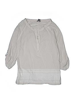 Eddie Bauer 3/4 Sleeve Blouse Size M