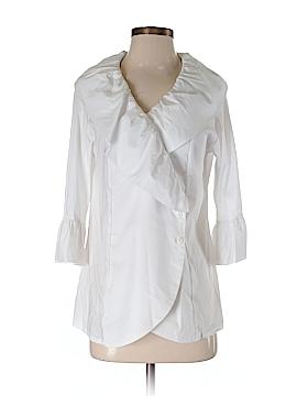 Olian 3/4 Sleeve Blouse Size S (Maternity)