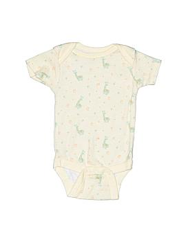 Miniwear Short Sleeve Onesie Newborn