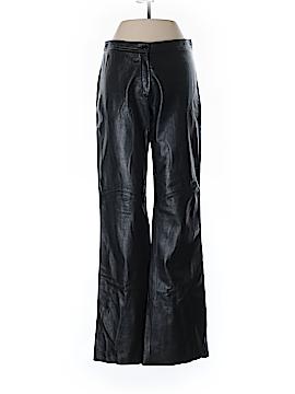 BCBGMAXAZRIA Leather Pants Size 2